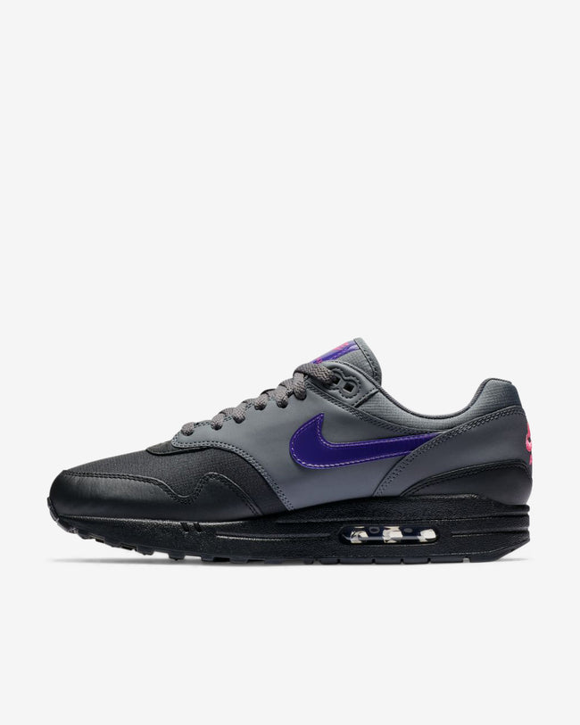 AIR MAX 1 - GREY/BLACK