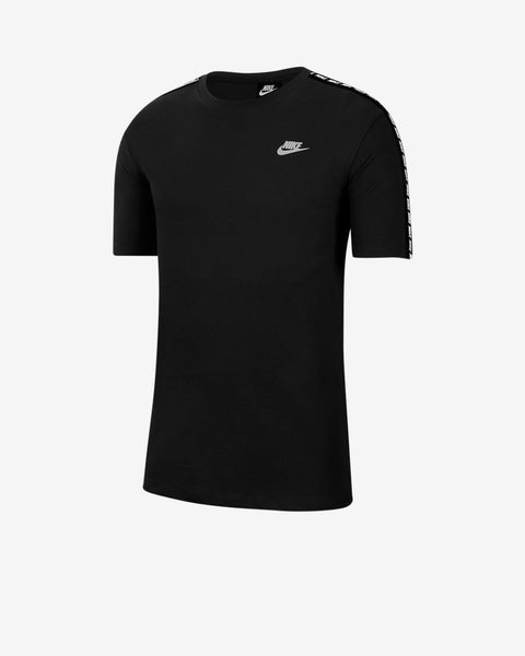 M NSW REPEAT TEE - BLACK