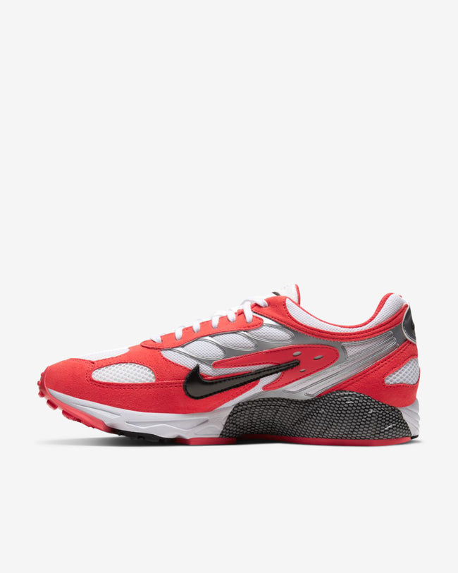 AIR GHOST RACER - RED/BLACK