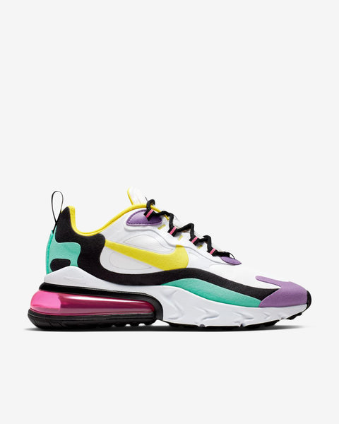W AIR MAX 270 REACT - BRIGHT VIOLET