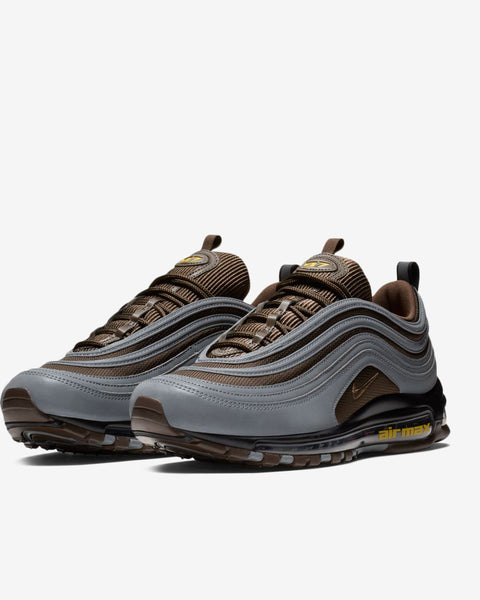 Nike Air Max 97 Premium Cool Grey Baroque Brown AV7025 001