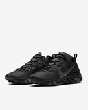 REACT ELEMENT 55 - BLACK/GREY