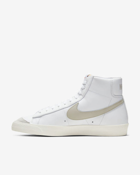 BLAZER MID '77 VNTG - WHITE/LIGHT BONE