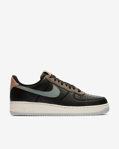 AIR FORCE 1 '07 - BLACK/MICA GREEN