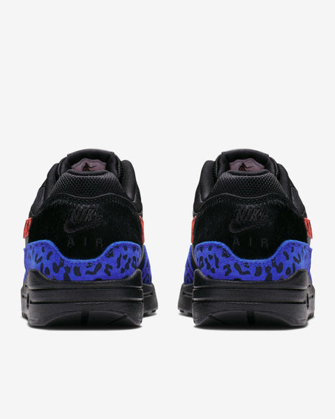 W AIR MAX 1 PRM ANIMAL BLACK