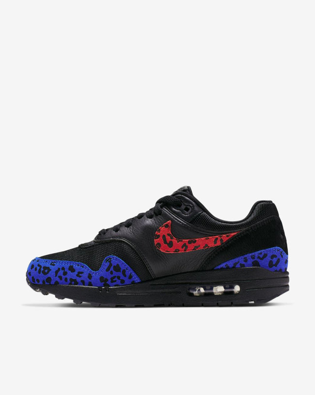 W AIR MAX 1 PRM - ANIMAL BLACK