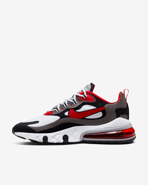 AIR MAX 270 REACT - BLACK/RED