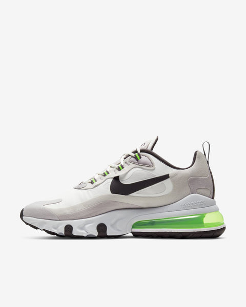 AIR MAX 270 REACT - ELECTRIC GREEN