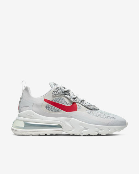 AIR MAX 270 REACT - WHITE/PLATINUM