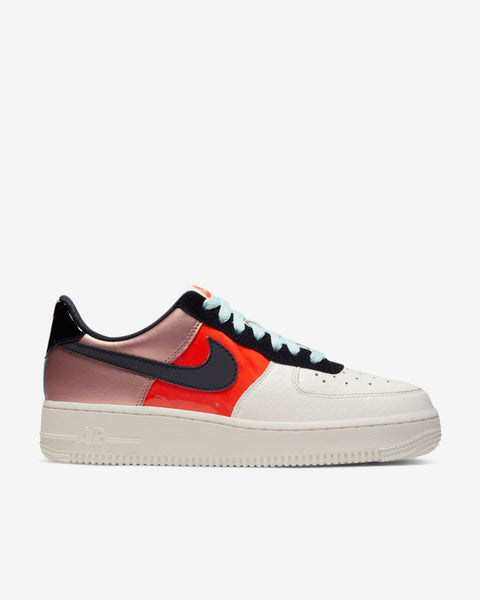 WMNS AIR FORCE 1 LO - RED/BRONZE