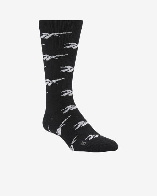 CL CREW SOCK - BLACK