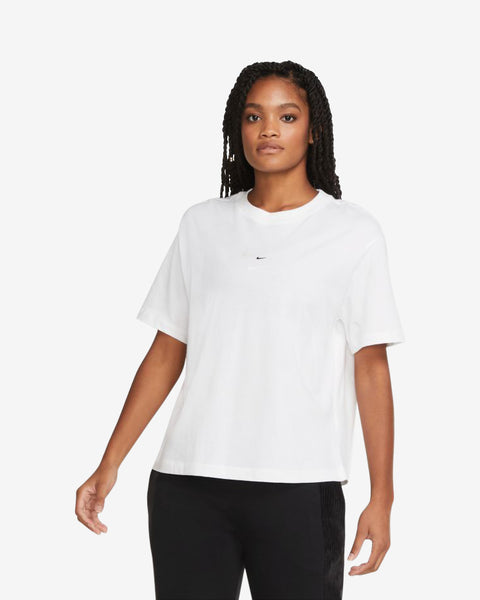 W NSW ESSENTIAL TOP SS - WHITE