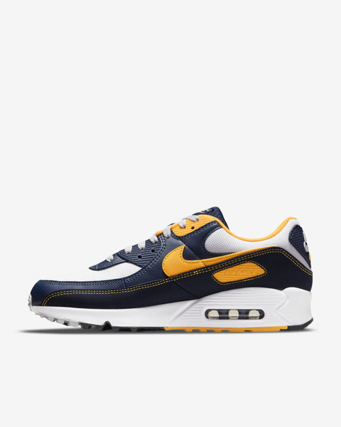 AIR MAX 90 - NAVY/GOLD