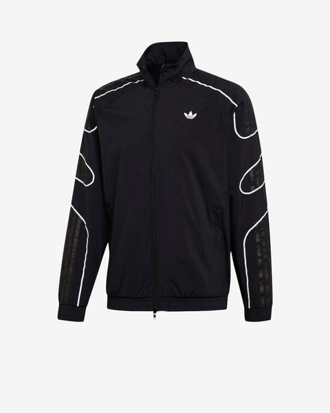 FLAMESTRIKE TRACKSUIT TOP BLACK
