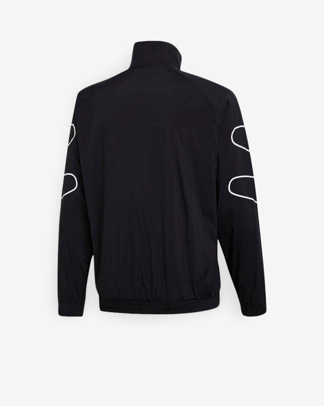 FLAMESTRIKE TRACKSUIT TOP - BLACK