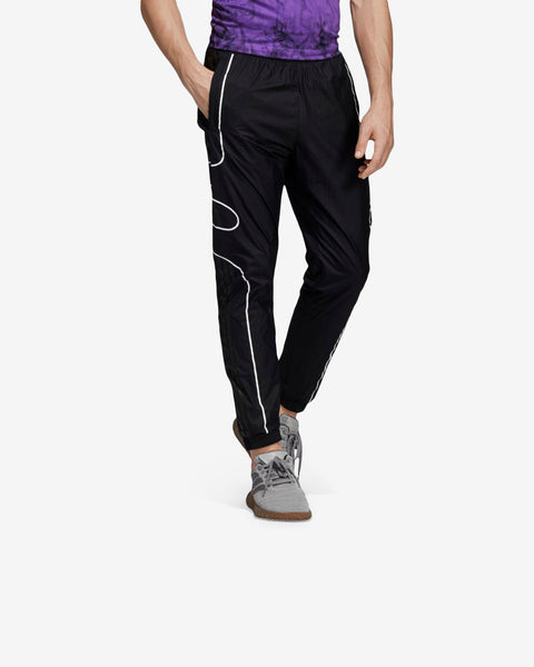 FLAMESTRIKE TRACKSUIT PANTS - BLACK