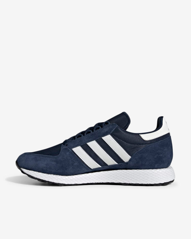 adidas Forest Grove Sneakers BlackWhite