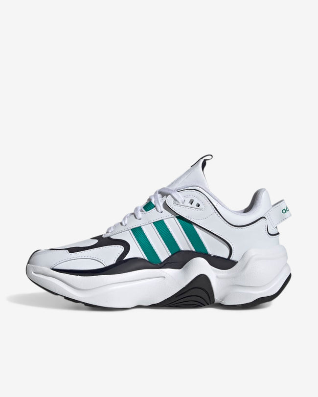 MAGMUR RUNNER W - WHITE/GREEN