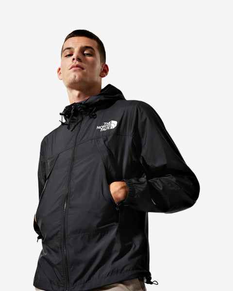 HYDRENALINE WIND JACKET - BLACK
