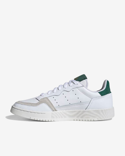 SUPERCOURT - WHITE/GREEN