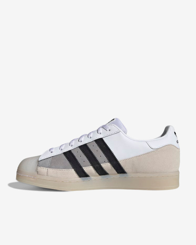 SUPERSTAR - WHITE/BLACK/CHARCOAL