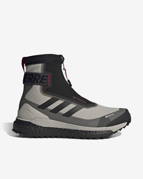 TERREX FREE HIKER COLD.RDY - BLACK/BERRY