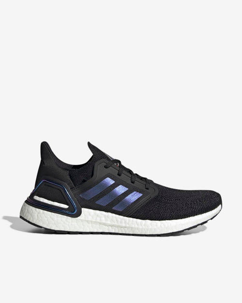 ULTRABOOST 20 - BLACK/BLUE