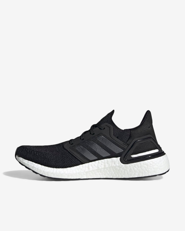 ULTRABOOST 20 - BLACK/WHITE