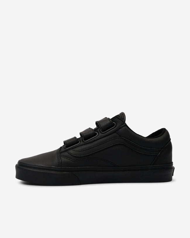 OLD SKOOL MONO LEATHER - BLACK