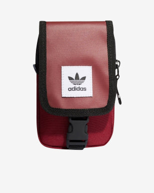 MAP BAG - RED