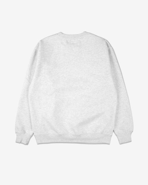 GYM ARC CREWNECK - GREY