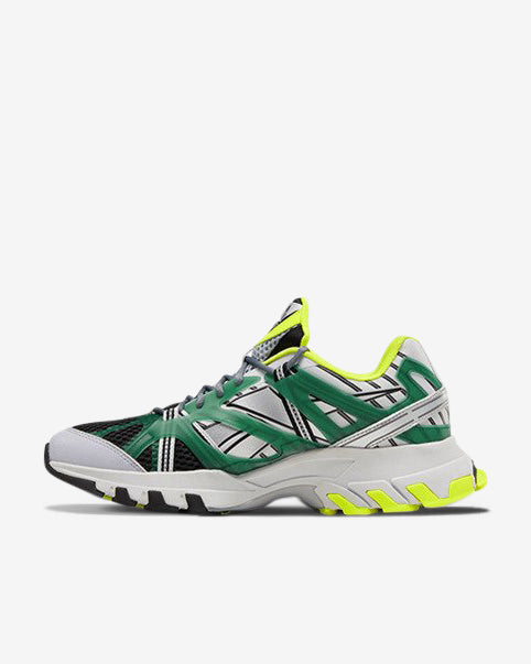 DMX TRAIL SHADOW - BLACK/GREEN