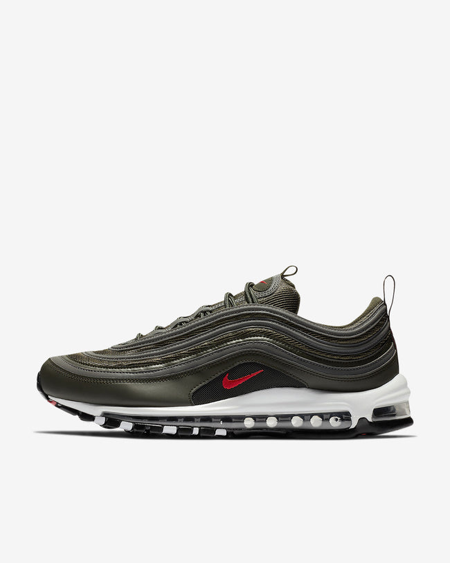 AIR MAX 97 - SEQUOIA/RED
