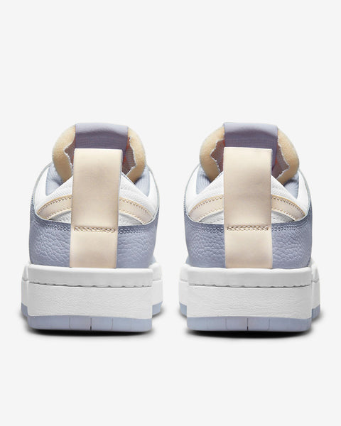 W DUNK LOW DISRUPT - GHOST/SAIL