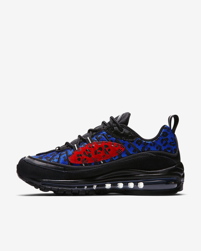 W AIR MAX 98 PRM - ANIMAL BLACK
