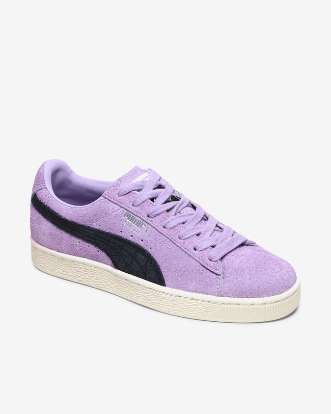 SUEDE DIAMOND - PURPLE