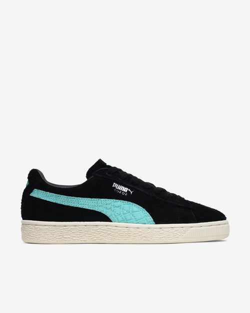 SUEDE DIAMOND - BLACK