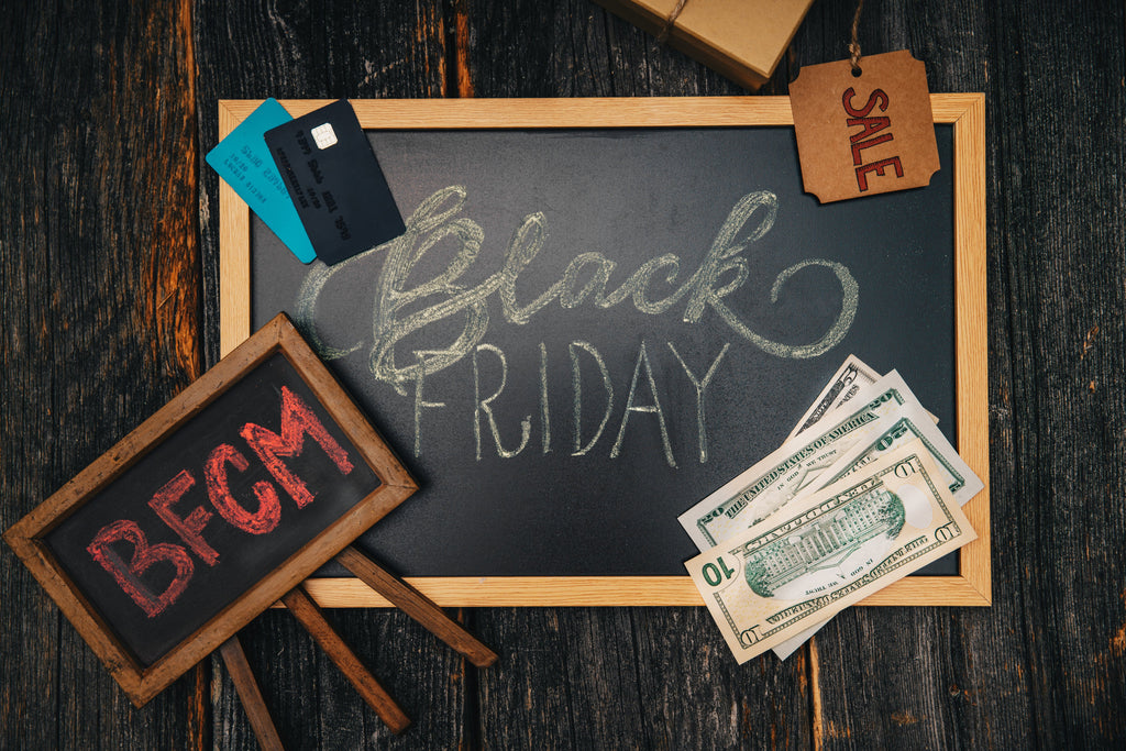 5 ways to boost your Black Friday/Cyber Monday email marketing - with examples
