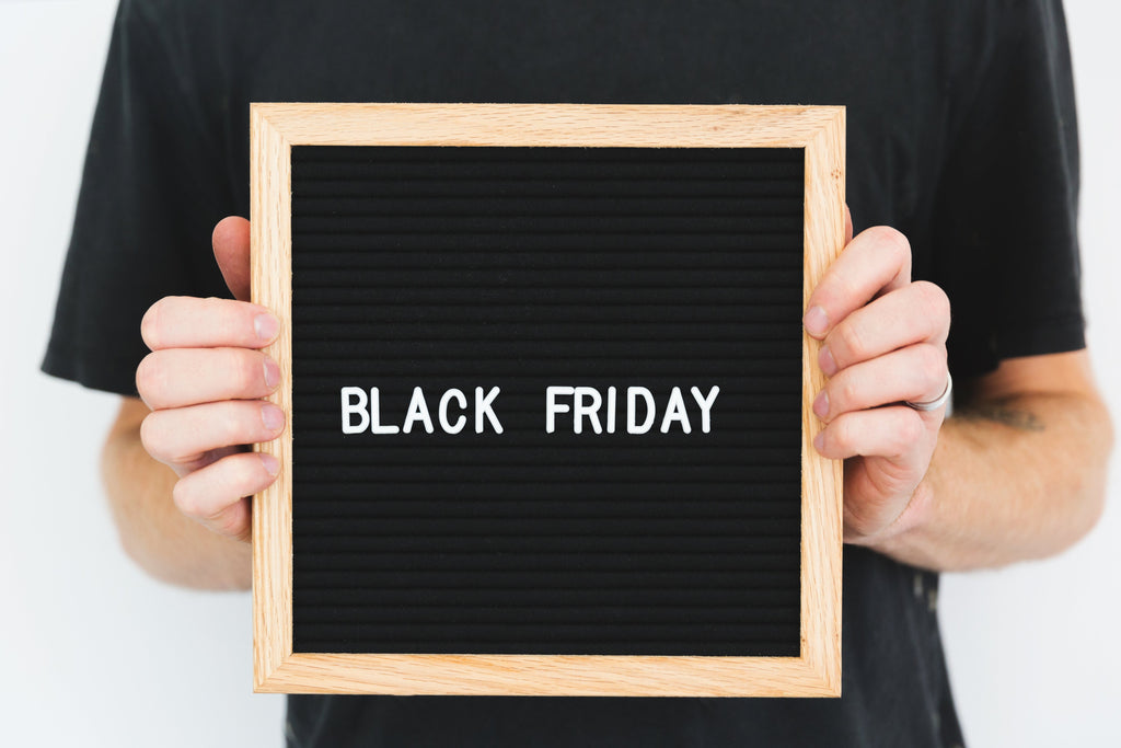 7 Things You Can Do Last-Minute For a Successful Black Friday Weekend