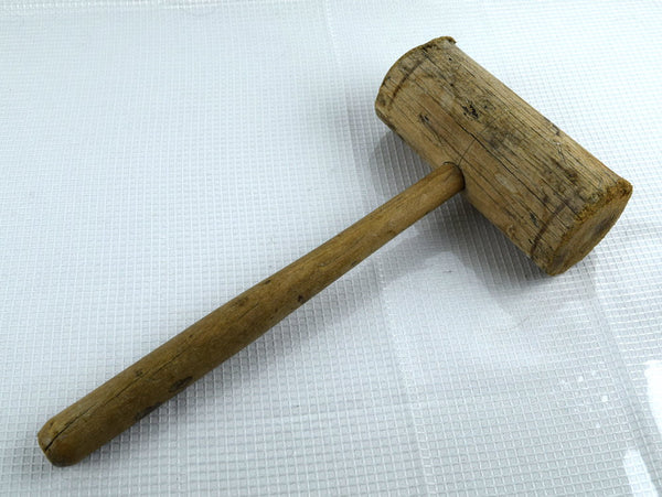Antique Wood Mallet Rustic Farmhouse Decor - ChaseyBlueVintage
