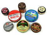 Collection of Vintage Boot Cream Polish and Mink Oil Tins and Jars - ChaseyBlueVintage