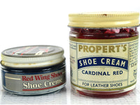 6 Vintage Shoe Polish Jars with Great Advertising Graphics - ChaseyBlueVintage