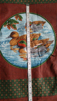 12 Duck Fabric Panels for Sewing Quilts, Pillows, Wall Hanging 2.89 Yards - ChaseyBlueVintage