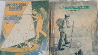 Vintage Bundle of Boy Scout Books 10 Handbooks Merit Badge Books Royal Rangers - ChaseyBlueVintage