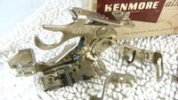 Vintage Kenmore Sewing Machine Attachments with Instruction Manual - ChaseyBlueVintage