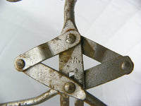Ice Tongs Vintage Metal Light Weight - ChaseyBlueVintage