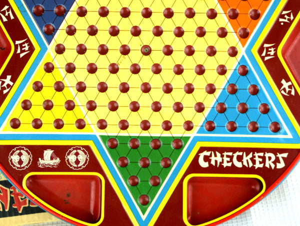 Advise you vintage checker boards