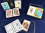 Vintage Playing Cards Choice of Double Deck Sets - Over 50 Jokes / Nautical / Sealed Bahama Islands - ChaseyBlueVintage