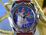 Vintage Mark McGwire Wristwatch Home run Hero Working - Chaseybluevintage