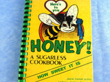 Vintage Honey Cookbooks Set of 4 Books Ways to Use Honey From Cooking to Hair Care - Chaseybluevintage